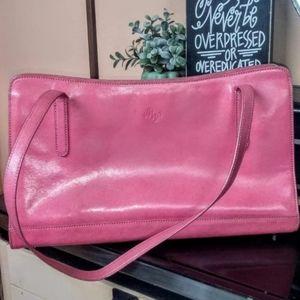 Monsac Original Pink Shoulder Bag